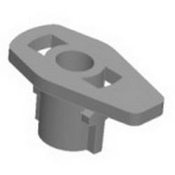Accès contrôle, composants de l'imprimante, douille vis TWIST-LOCK