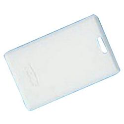 Indala Prox, informations d'identification, FPPL5 carte blanc/blanc N/MAG
