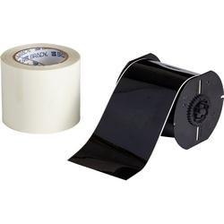B30 Série ToughStripe imprimable étage marquage adhésif - noir