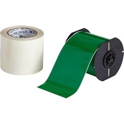 B30 Série ToughStripe imprimable Floor marquage ruban - vert