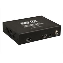 4 ports HDMI sur Cat5/Cat6 extendeur/Splitter, boîte-Style émetteur vidéo et Audio, 1080p @ 60Hz, jusqu'à 200 pieds, TAA