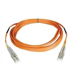 Duplex Multimode 50/125 Patch câble fibre (LC/LC), 6M (20 pi).