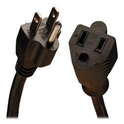 Rallonge électrique standard, 13 a, 16AWG (NEMA 5-15P à NEMA 5-15R), 10-ft.