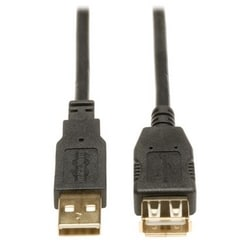 USB 2.0 Hi-Speed Extension Cable (A M/F) 16-ft.