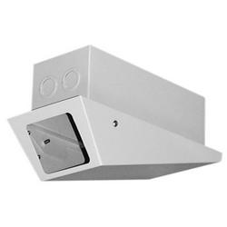 Plaque de montage de plafond de vidéos pour EH2020. Panneau de plafond de 2 pi x 2 pi, blanc, destiné aux Applications de plafond suspendu. Remplace existant de tuile de plafond. Inclut plateau tournant 360 degré de verrouillage