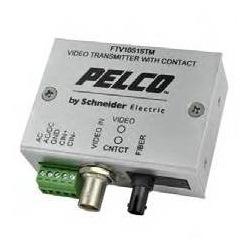 Miniature Single 10-bit Digital Video Transmitter Single-mode ST Connector