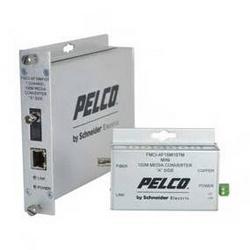 Convertisseur de média 100 Mbit/s (A), connecteur ST, Mulitmode 1 fibre