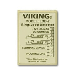 "Loop and Ring Detect Board for Ring and Line ""In Use"" Contact Closures"