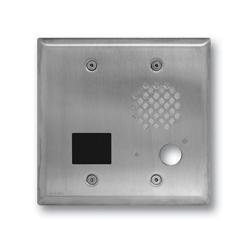 E-70 plaque en acier inoxydable