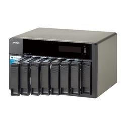 8-baie ThunderboltTM 2 DAS/NAS/iSCSI SAN IP Solution, i5 Intel Core 3 GHz Quad Core, 16 Go de RAM, 2 10GbE de Port ThunderboltTM Port 2 et 2