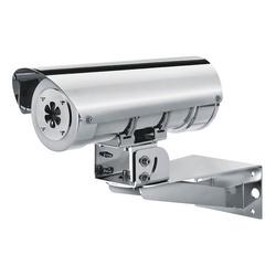 Caméra thermique 25 mm, 640 x 512, 25 et 30 Hz avec pare-soleil, 230 V AC