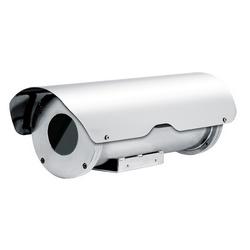 Caméra thermique avec imageur thermique non refroidie microbolométrique de VOx, 60 mm Lens, 7,5-8,3 Hz, 324 x 256, boîtier en acier inoxydable, 24 V AC