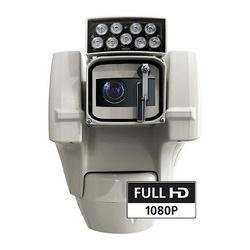 ULISSE COMPACT HD 24 V AC, jour/nuit caméra Full HD 30 x, H.264/AVC, IR LED illuminateur 30º 850 nm, essuie-glace