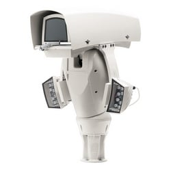 ULISSE Max.I NETCAM pour réseau caméra thermique, 24 V AC