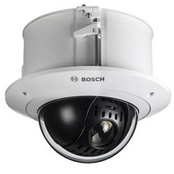 AUTODOME 5000 HD Camera, 1080P, 30x, In-Ceiling Mount, Clear Bubble, Indoor