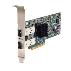10 Gigabit Ethernet Fiber Network Interface Card, PCIe Bus 2-Port 10GBase-SR/LR, SFP+ Modules Sold Separately