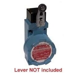 Antidéflagrant de course non Plug-in : basse température Version; Rotary de côté; 1NC 1NO SPDT Snap Action; 0,5 in - 14NPT Conduit