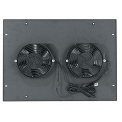 "Fan Top, Accepts Two 6"" Fans, ERK Series"