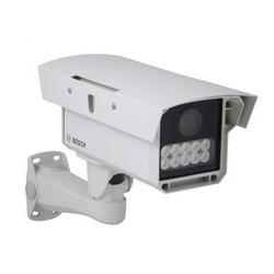 DINION capture 5000lecteur de plaque d'immatriculation  avec caméra DEL portée de capture de 54-92 pieds, NTSC, avec support