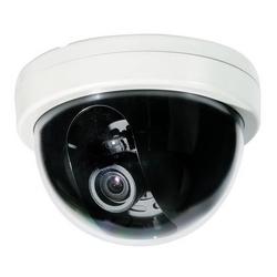 Intensifier3 série caméra dôme intérieure, 2,8-12 mm, blanc luminaire