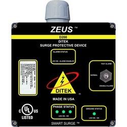 200kA/Phase Surge Protective Device, 120/240 V AC Split Phase Wye, 3 Wire (+G)