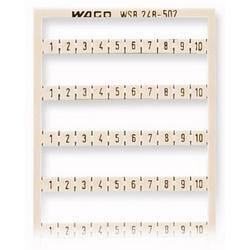 MINIATURE WSB                 QUICK MARKING STRIPSSTRIP     WHITE 10 X 10
