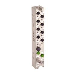 Device PROFINET LioN-P, 4 Digital Input Channels, 8 Io-link canaux M12, connexion LAN, 4-pôles, codage D, M12 codé L alimentation, 5-Poles