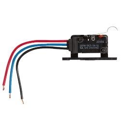 Détecteur de débit d'eau, couvercle interrupteur anti-ouverture
