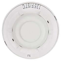 Heat Detector, 135ºF Fixed Temperature, Dual-circuit Mechanical