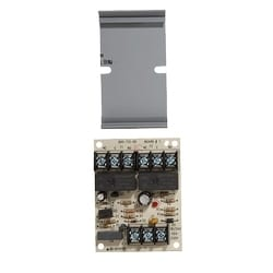 Relay, DPDT, with LED