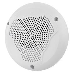 Speaker, Outdoor, Ceiling Mount, White