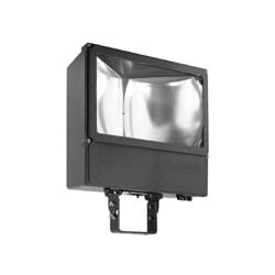 Areamaster 400 W Floodlight, Yoke Mount, High Pressure Sodium C/W Hid Lamp