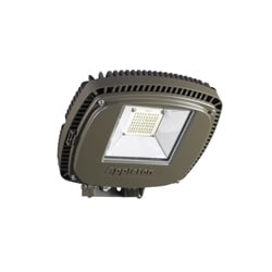 Industrial Areamaster LED Floodlight, High Bay, 250 W, Yoke, 120-277 V AC, 50/60 Hz