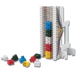 Bridging Clip, S66, 1 Pair, White Clips
