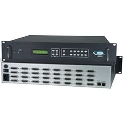 SM-16X16-DVI-LCD | NETWORK TECHNOLOGIES/IN OH