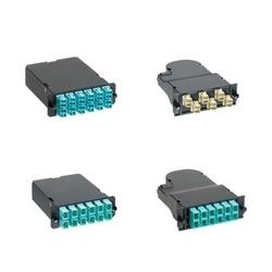 24-fibre Cassette, OM1 62,5µm, 12 LC Duplex à 2 Mpos, méthode Standard A