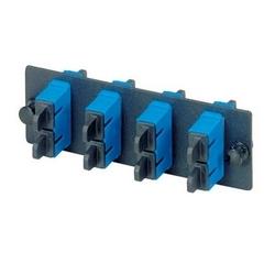 FAP W/4 SC Duplex Mm adaptateurs (BU) Phos