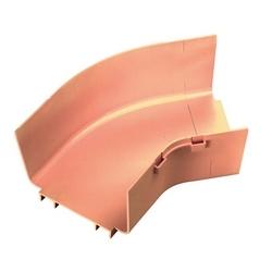 "Ajustage, Angle Horizontal de 45, 6 ""X 4"" 150 mm X 100 mm, Fiberrunner, Orange"