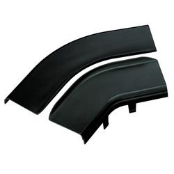 "Couvrir de Split, 45o Horizontal, 6 ""X 4"" 150 mm X 100 mm, Fiberrunner, BL"