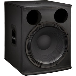 Powered 18-inch subwoofer, ELX