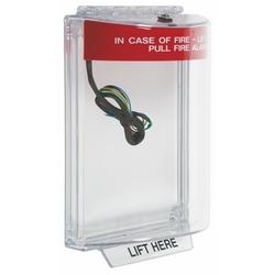 Bouchon universel avec corne et relais, Flush Mount, étiquette de feu