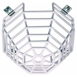 Steel Web Stopper, for Mini Smoke Detectors, Surface Mount