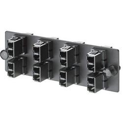FAP avec 8 LC 10gig, Duplex, Module Mm (BL) avec des adaptateurs (BL)