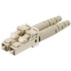 LC 62.5/125µm Multimode Duplex Connector, Field Polish