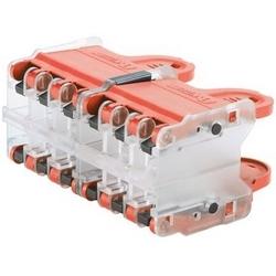 QN Plug Pack logement, 12 Pack, Red