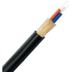 2-fibre OM2 50/200/230µm PCF multimode lszh-évasion intérieure câble, 50m