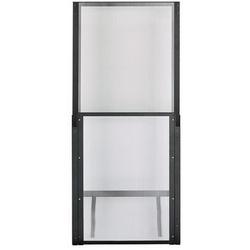 """NET-contiennent HAC Vertical réglable paroi 26""""-38» pour armoire largeur 700mm, blanc"""