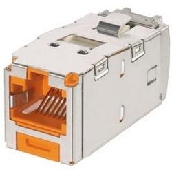 Module clé mini-com, chat 5e, blindé, 8 Pos 8, Universal, Orange, TG Style