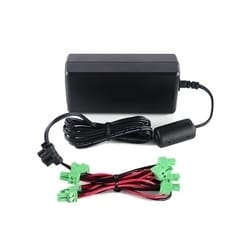 8 + 1 câble d'alimentation de gang VQ-24V, bloc d'alimentation avec raccordement de câble de 8 x unités VTM-HW ou VLS-1N-L