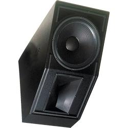 Haut-parleur, 15 po 2-way, Vari Intense, noir